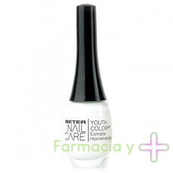 YOUTH COLOR BETER NAIL CARE 061 WHITE FRENCH MAN