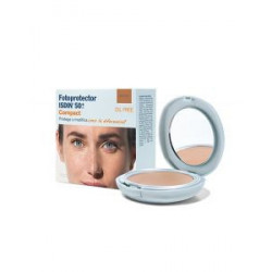 FOTOPROTECTOR ISDIN COMPACT SPF-50+ BRONCE